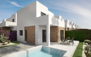 3 bedroom Townhouse in Torrevieja  - CC116312