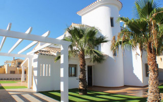 2 bedroom Townhouse in Villajoyosa - QUA8620