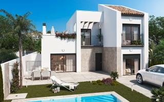 3 bedroom Villa in Benijófar  - PP115994