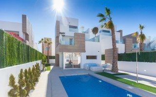 3 bedroom Villa in Guardamar del Segura - SL7197