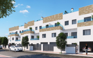 3 bedroom Villa in Los Alcázares  - WD113963