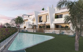 3 bedroom Villa in Los Montesinos  - HQH116664