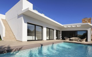 3 bedroom Villa in Mar de Cristal  - CVA115775