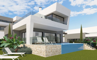 3 bedroom Villa in Villamartin - LH6497