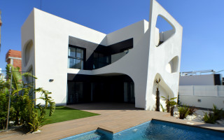 Modern New Villa  with a view of the lake in Ciudad Quesada - TT1111637