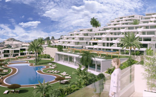 3 bedroom Villa in Finestrat  - HC115192