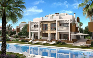 2 bedroom Penthouse in Guardamar del Segura  - AT115139