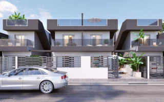 3 bedroom Penthouse in La Zenia  - US114832