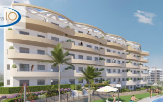 2 bedroom Penthouse in Guardamar del Segura  - AT115146