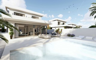 3 bedroom Villa in Benijófar  - PP115986