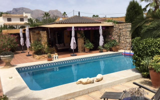 3 bedroom Villa in Finestrat  - IM114113