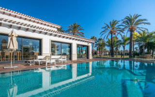 4 bedroom Villa in Finestrat - PT6729