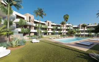 3 bedroom Villa in Los Montesinos  - HQH116656