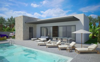 3 bedroom Villa in Los Montesinos  - HQH116642