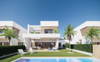 3 bedroom Villa in Rojales  - ERF115330