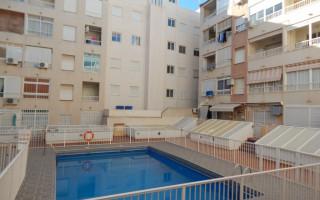 Moderne Appartements in Torre de la Horadada, 3 Schlafzimmer, flache 79 m<sup>2</sup> - CC2656