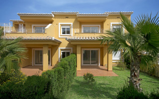 2 Schlafzimmer Appartement in Benitatxell  - VAP117189