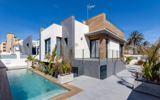 Moderne Penthouse-Wohnung in Punta Prima - NS115771