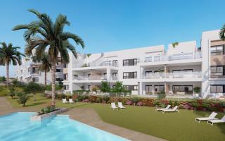 2 Schlafzimmer Appartement in Villajoyosa  - VLH118557