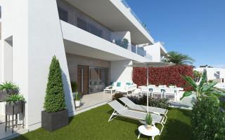 Neue Appartements in Finestrat, Costa Blanca, Spanien - CG119074
