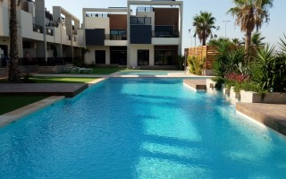 2 Schlafzimmer Appartement in Guardamar del Segura  - DI6368