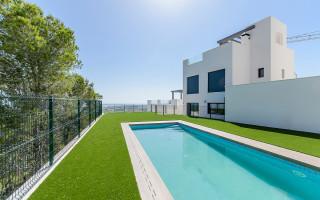 Neue Moderne Villa in Benijófar - M5987