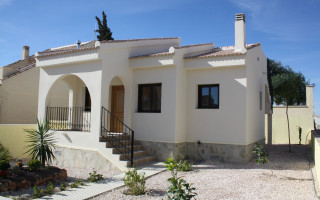 Neue Moderne Villa in Bigastro - SUN5945