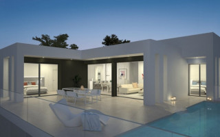 4 Schlafzimmer Villa in Finestrat  - HC115189