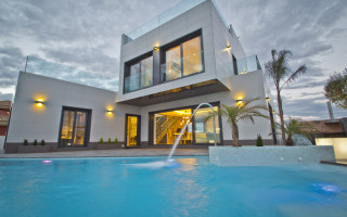 Neue Moderne Villa in Santiago de la Ribera, Costa Calida - WHG8690