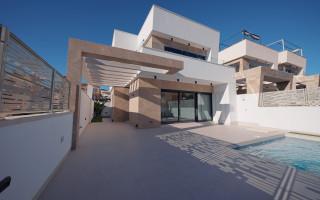 3 Schlafzimmer Villa in Santiago de la Ribera  - WHG115921