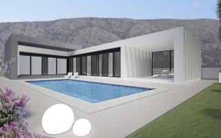 3 bedroom Apartment in Finestrat  - UBA116769