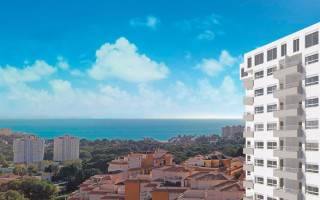2 bedroom Apartment in Finestrat  - CG7647