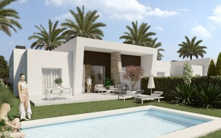 2 bedroom Apartment in La Manga  - UBA116844