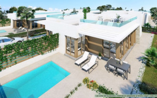 3 bedroom Apartment in La Zenia  - US114822