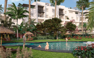2 bedroom Apartment in Mil Palmeras  - SR7923