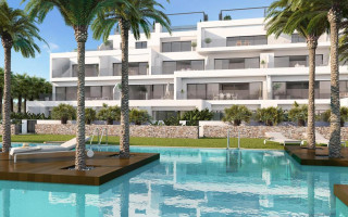 2 bedroom Apartment in Playa Flamenca  - TR114347