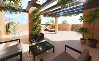 3 bedroom Apartment in San Miguel de Salinas  - MT6978