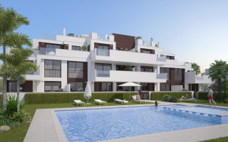 New Apartments in Torre de la Horadada, Costa Blanca, Spain - ZP119148