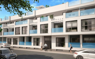 2 bedroom Apartment in Torrevieja  - VA114758