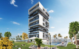 3 bedroom Apartment in Calpe  - AMA1116509