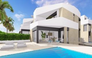 2 bedroom Duplex in Finestrat  - CAM117702