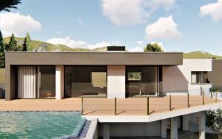 3 bedroom Villa in Cumbre del Sol  - VAP1116151