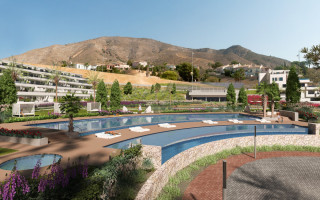3 bedroom Villa in Finestrat  - UBA116679