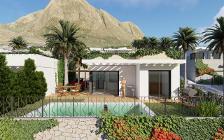 3 bedroom Villa in Polop  - PPV118114