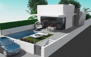 3 bedroom Villa in San Miguel de Salinas  - SPR7778