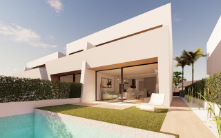 3 bedroom Villa in San Pedro del Pinatar  - GU6660