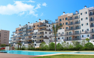 3 bedrooms Penthouse in Dehesa de Campoamor  - TR7292