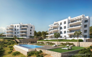 3 bedroom Penthouse in Villamartin  - NS8288