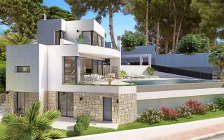 3 bedroom Penthouse in Villajoyosa  - QUA119241