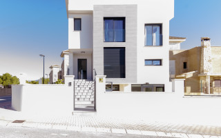 3 bedroom Townhouse in Polop  - LS117215